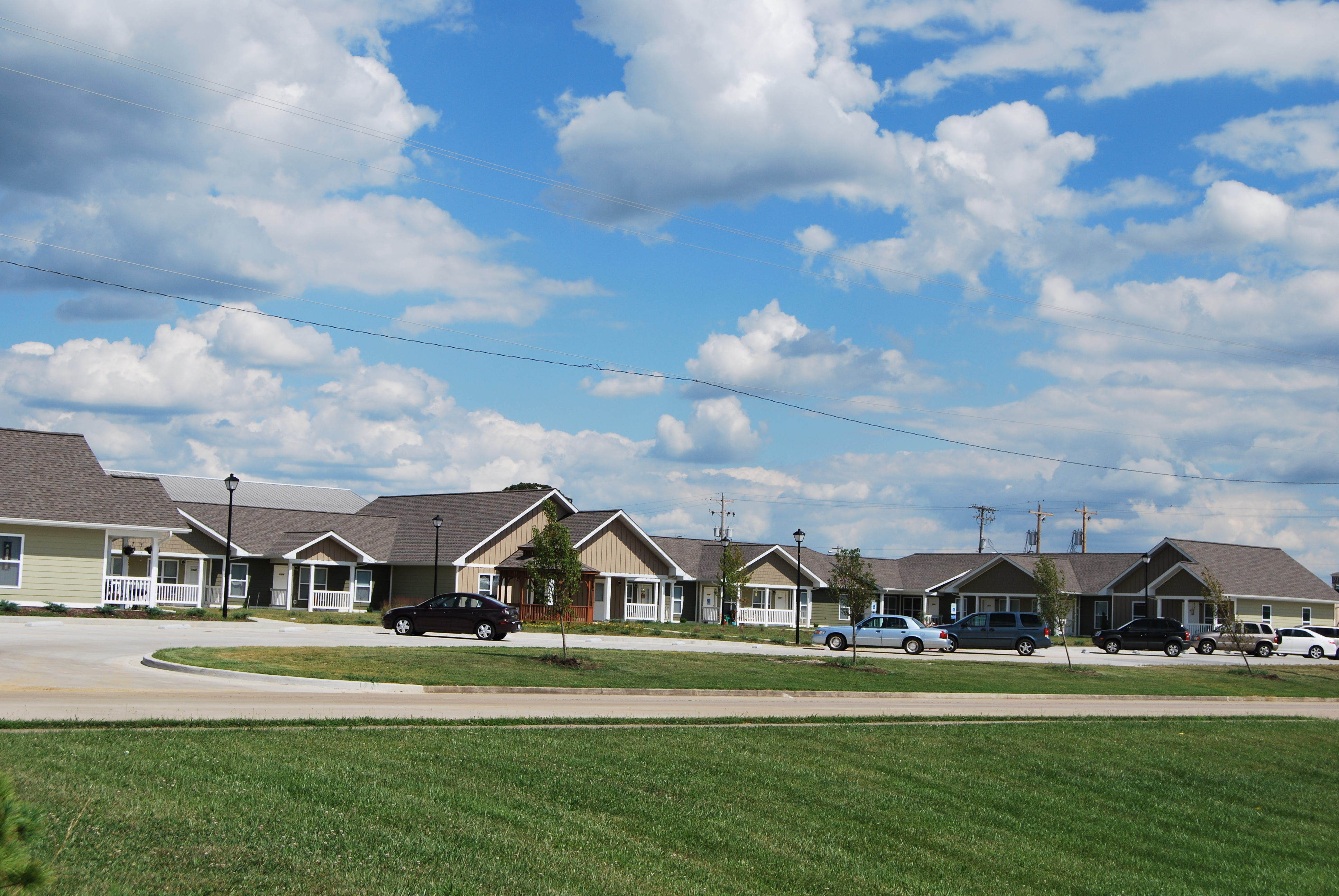 Parkview Apartments Metropolis Il