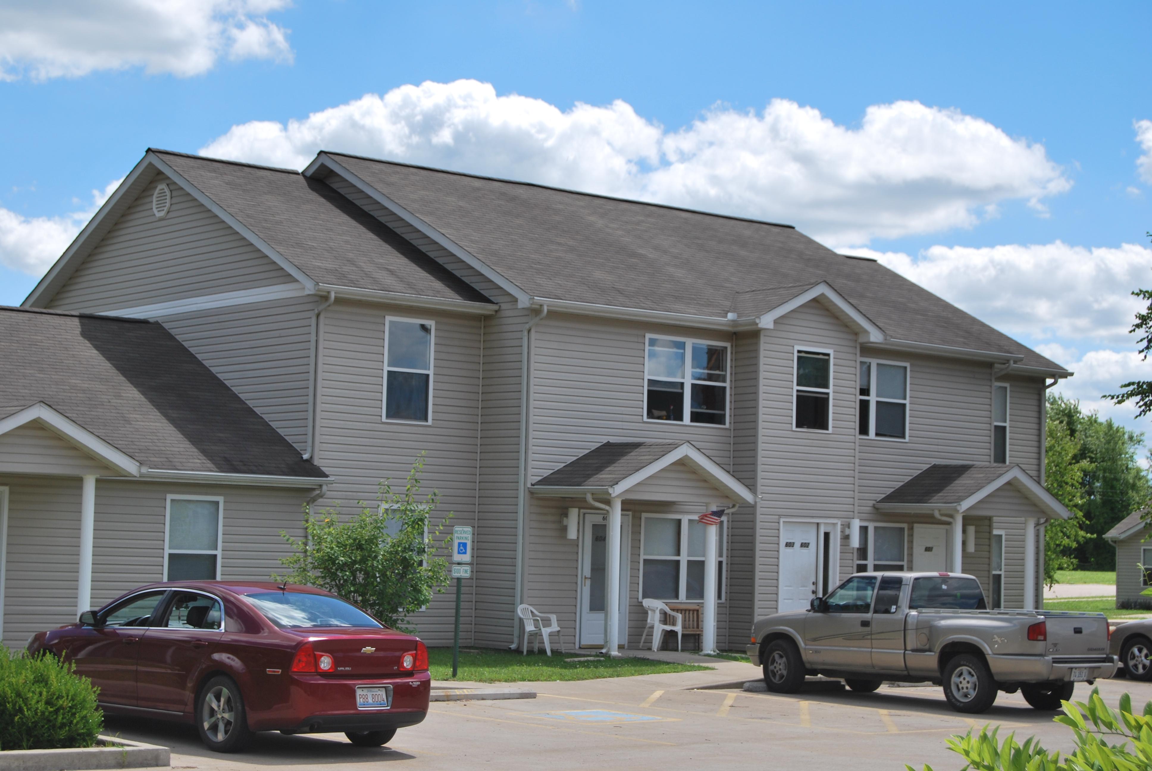 Parkview Apartments Carbondale Il